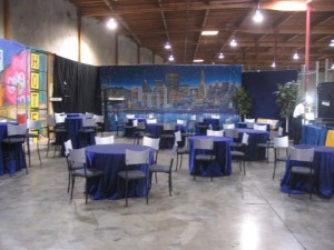 San Francisco Event Decor