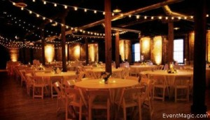 Lovely Strands Of String Lights Can Be Used To Enliven Any Space