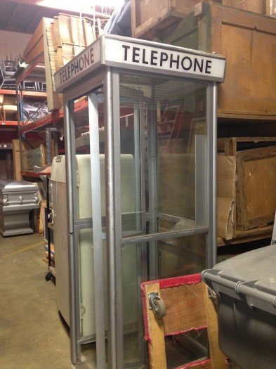 Phone Booth #3