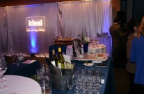 Decor For Fine Wine And Catered Food Events